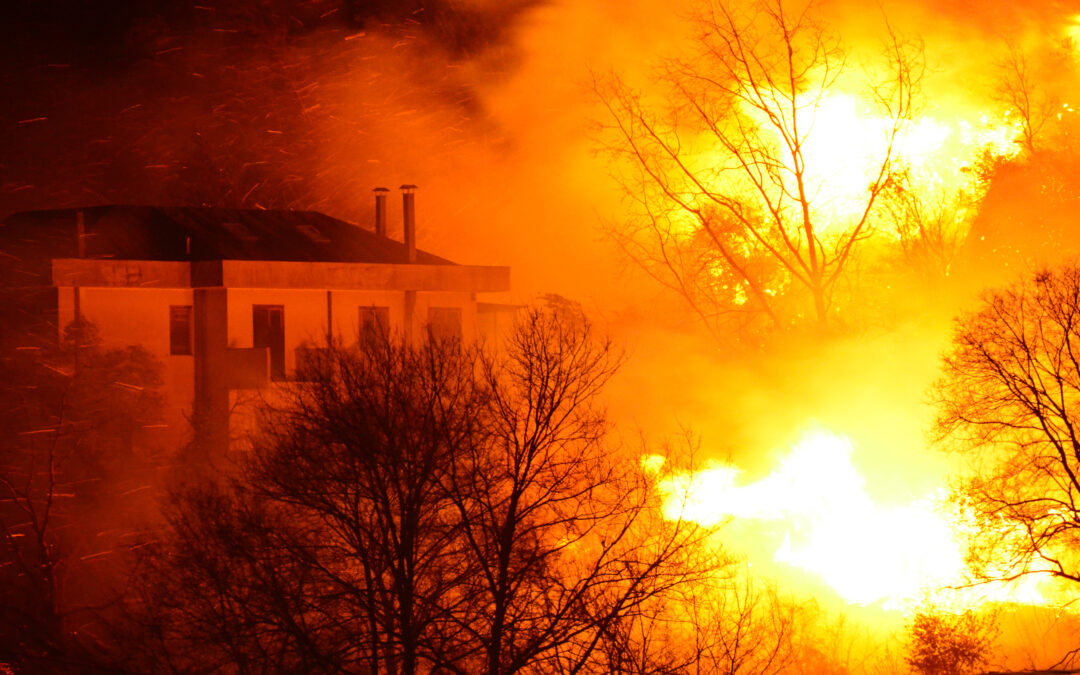 How To Protect Your House From An Ember Attack